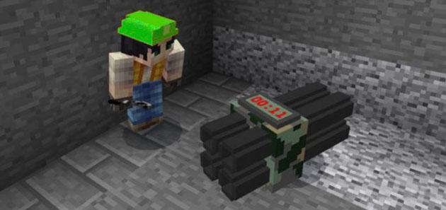 Скачать Мод/Аддон C4 Bombs для Майнкрафт ПЕ 1.0