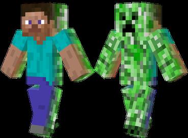 Скачать бесплатно скин для Minecraft