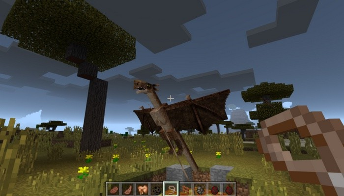 Dragon Craft скачать лаунчер - фото 11