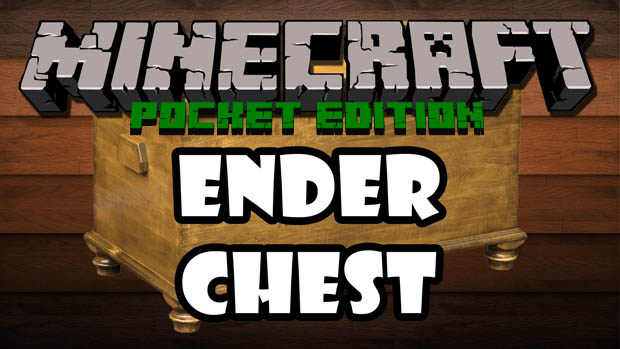 Мод для Android - Ender Chest mod 0.9.5