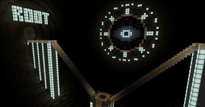 Скачать карту aVIRa Cyber на прохождение для MCPE 1.0.5
