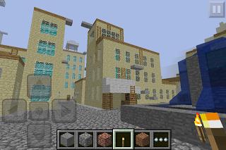 Скачать карту для Minecraft Pocket Edition