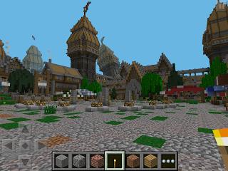 Minecraft карта для Pocket Edition