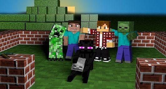 Minecraft - песочница для