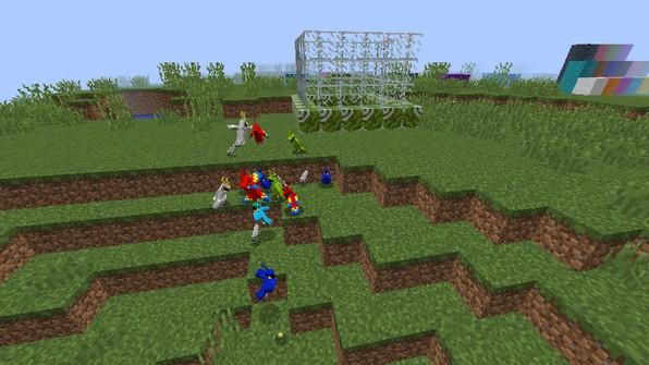 Скачать Майнкрафт 1.12 (World of Color Update)