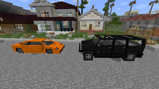 мод на машины и самолёты в майнкрафт 1.6.4 #7