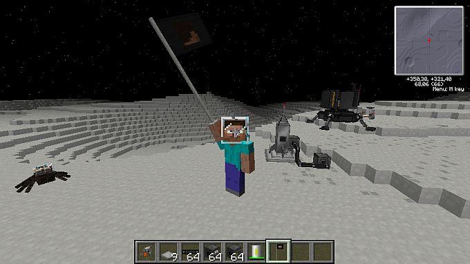 Скачать Minecraft 11 модами