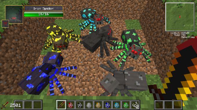 Скачать сборку лаунчера Minecraft 1.6.4 c 33 модами