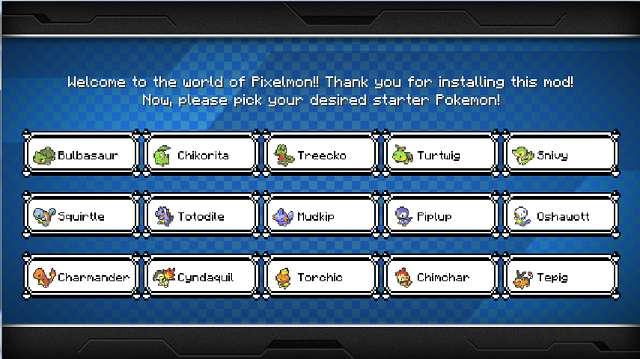 Скачать Майнкрафт 1.6.4 с модом Pixelmon