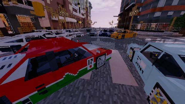 Скачать Minecraft 1.7.10 с модами на транспорт