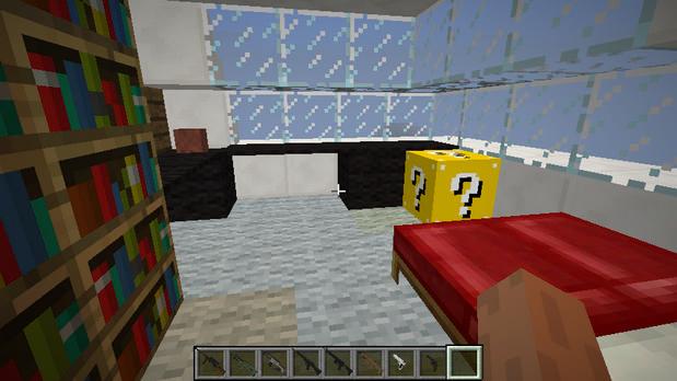Скачать лаунчер Майнкрафт с модами на оружие и лаки блоками