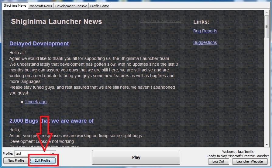 Скачать лаунчер Майнкрафт креатив на серверах 1.7-1.8