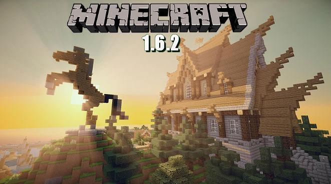 Скачать Minecraft 1.6.2 c модами / Mod Loader и Minecraft Forge