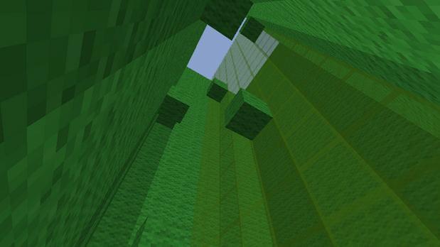 Скачать бесплатно карту The Mirror Color для Майнкрафт 1.11.2