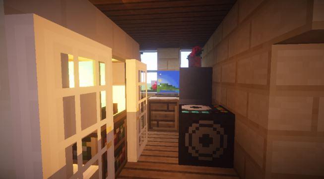 Скачать карту European дом для Minecraft 1.8┇1.7.10 ┇1.6.4