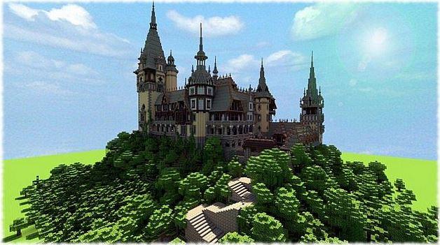 Minecraft карта / Скачать бесплатно