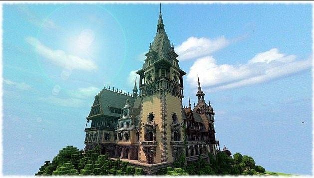 Скачать карту для Minecraft 1.5.2/1.5.1/1.4.7/1.4.6