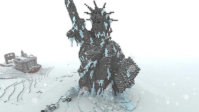 Скачать бесплатно карту для Minecraft на прохождения