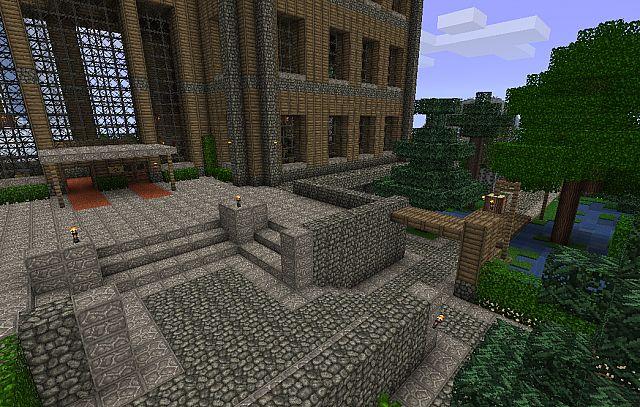 Minecraft maps / Hotel / Download
