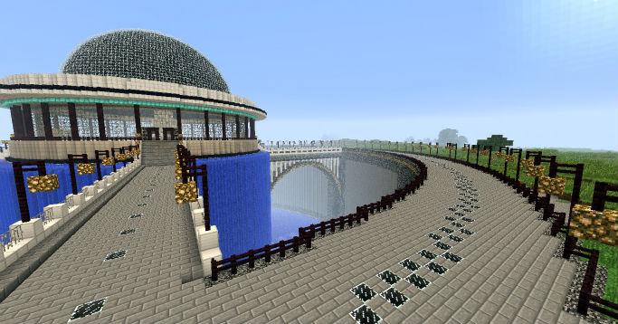 Скачать карту для Minecraft 1.7.2, 1.6.2, 1.5.2