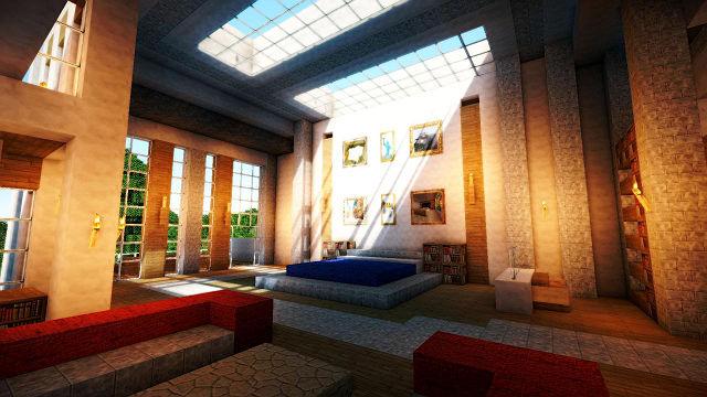 Бесплатно скачать карту для Minecraft 1.7.2, 1.6.2, 1.5.2