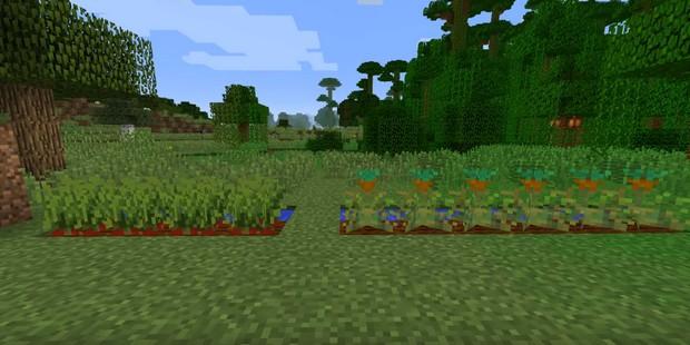 Minecraft мод Crafterslife для версии 1.10.2