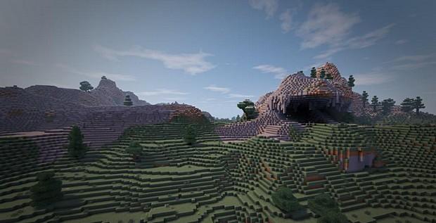 Скачать мод Biomes Bundle (400 Биомов) для Minecraft 1.11.2