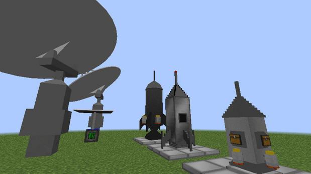скачать мод на воздушный шар для minecraft 1 7 10