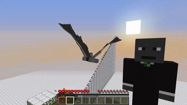 Мод Wearables для Майнкрафт 1.10.2-1.12.2 :: Джетпак :: Крылья :: Вещи