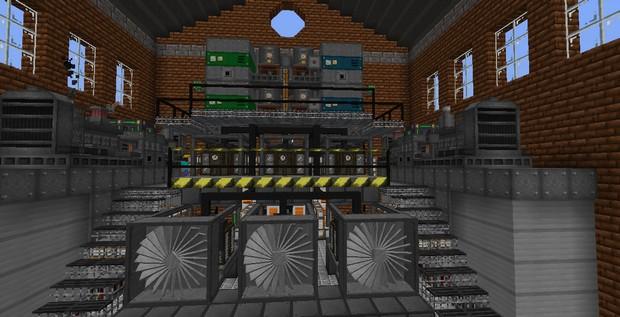 Скачать мод на механизмы Magneticraft 1.12.2/1.7.10