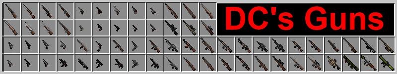 Скачать бесплатно мод на оружие для Майнкрафт 1.6.4