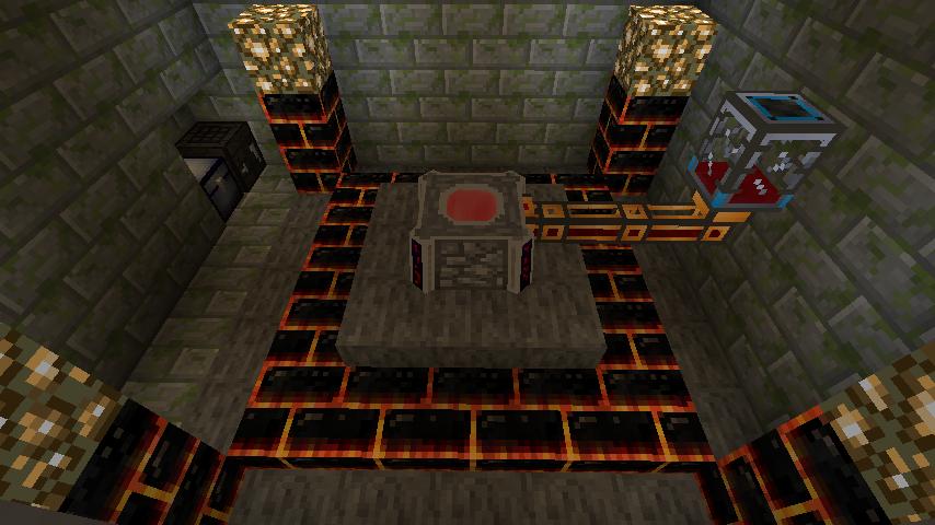 Скачать мод для Майнкрафт 1.7.10 - Blood Magic