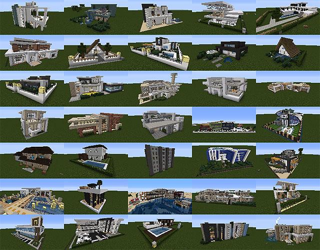 Инструкция по постройке дома в minecraft