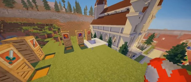 Скачать Minecraft мод 1.7.10 (Legends of Craft)