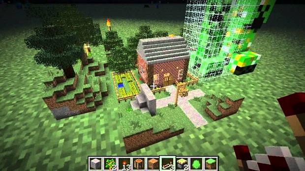 Скачать мод Little Blocks для Minecraft 1.7.10