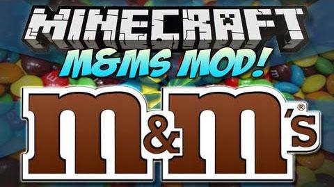 Скачать M&M's мод для Майнкрафт 1.7.10/1.7.2