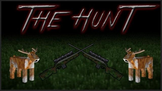 Мод The Hunt для Майнкрафт 1.7.10 / Скачать бесплатно и без регистрации