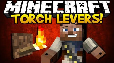 скачать моды для майнкрафт 1 7 10 на torch levers