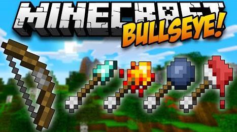 Cкачать мод Bullseye для Майнкрафт 1.11
