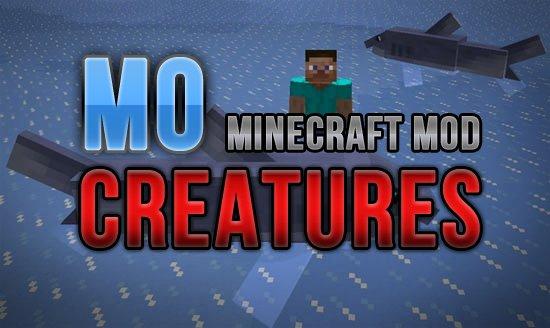 Mo creatures мод для майнкрафт 1 5 2 1 6 4 1 7 2