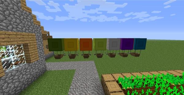Minecraft мод