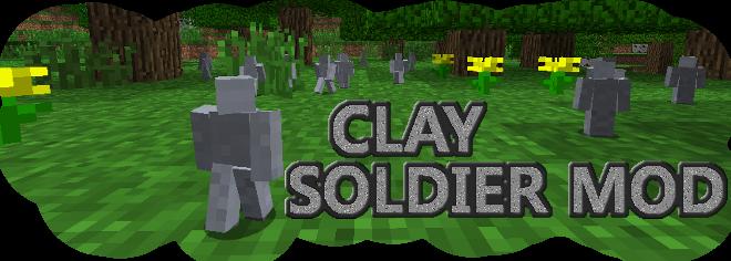 Мод для Minecraft 1.5.2 / Солдаты