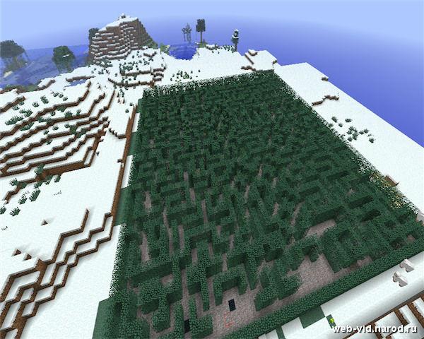 Скачать мод для Minecraft 1.5.2 - 1.6 бесплатно / Лабиринты в Minecraft