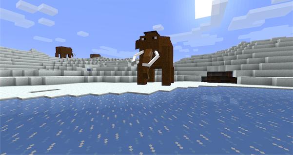 Мод для Minecraft 1.5.1 и 1.5.2 LotsOMobs Mod для Minecraft