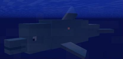 Дельфин / Майнкрафт мод 1.5.2