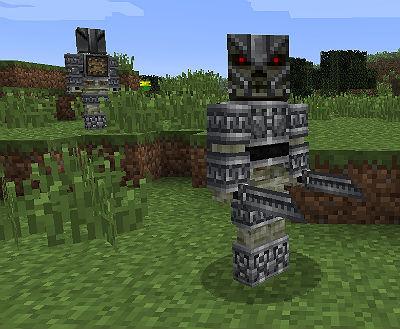 Скелеты / Minecraft мод 1.5.2 / Mo Creatures