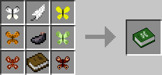 крафт рецептов мода бабочки, книга