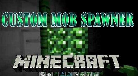Custom Mob Spawner