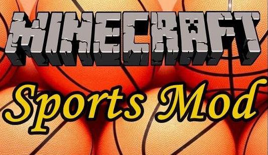 Скачать бесплатно мод для Minecraft 1.5.2 / Футбло, батскетбол, тенис, бейсбол