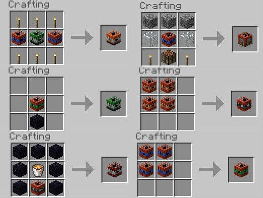 TNT мод для Minecraft 1.5.2 / Супер взрывчатка